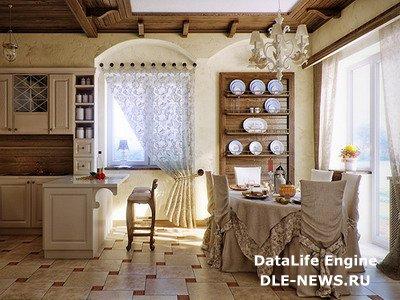 Советы при выборе кухонных штор