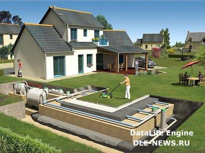 Виды автономной канализации для частного дома
