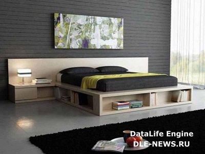 Эстетика и полифункциональность кроватей подиумов
