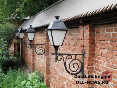 Уличные фонари как функциональный и декоративный элемент экстерьера