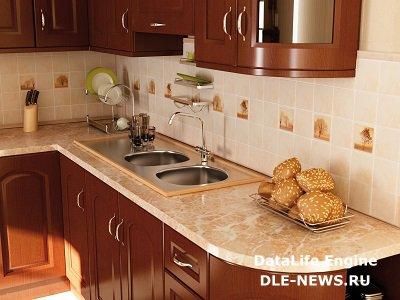 Керамическая отделка кухни – дело тонкое