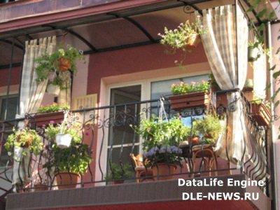 Открытый балкон: летний отдых в шаге от жилья