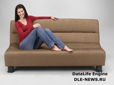Замена обивки на старом диване