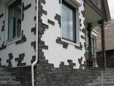 Идеальный материал, используемый для облицовки дома