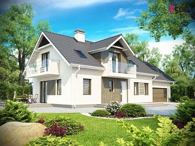 Дом по цене машины