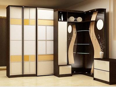 Мебель для прихожей - эффективное использование пространства