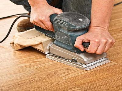Реставрация старого линолеума, как альтернатива замены покрытия