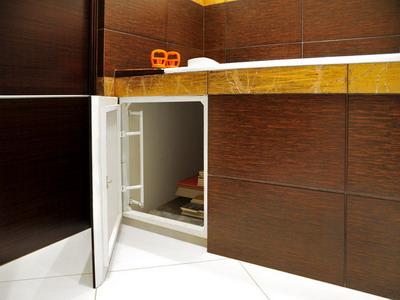 Как изготовить ревизионный люк в ванной комнате