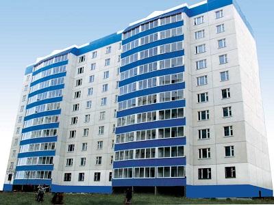 Фасадный ремонт панельных домов