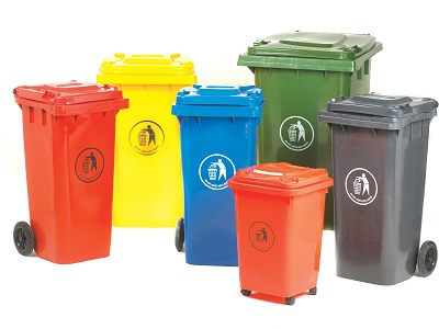Выбор мусорного контейнера для частного дома