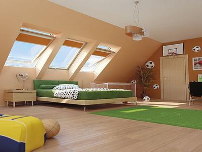 Окна дома — это сдвигающаяся крыша