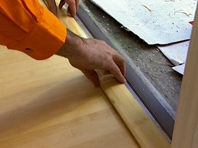 Практическое руководство по монтажу деревянного порожка