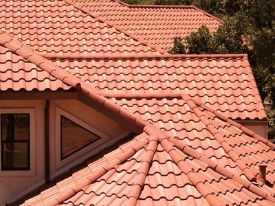 Крыши научатся очищать воздух