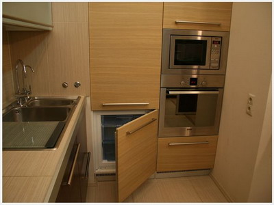 Как изготовить шкаф-короб для холодильника
