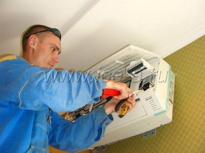 Правила монтажа бытового кондиционного оборудования