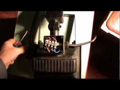 Правила выбора и подключения внешних галогеновых прожекторов