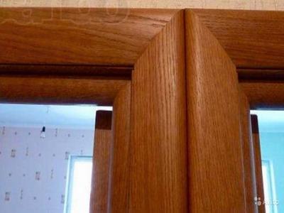 Варианты крепежа дверного наличника