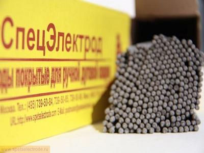 Использование различных марок сварочных электродов в строительстве