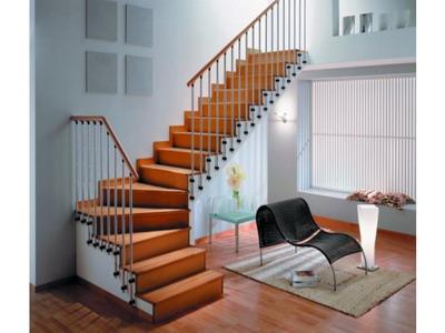 Технология облицовки лестниц ламинатом