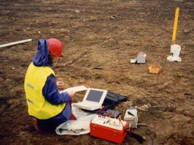 Геологические исследования в строительстве