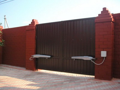 Зачем нужны автоматические ворота?