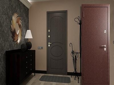 Дверь как элемент гарантии безопасности жилища