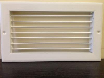 Алюминиевые вентиляционные решетки
