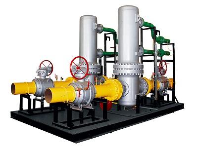 Подогреватели газа