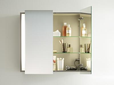 Зеркальные шкафы для ванной