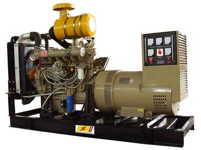 Дизельный генератор 400 квт
