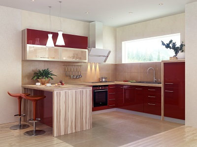 Кухни от компании «Дизайн А»