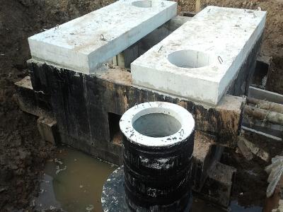 Тепловые камеры для канализационных сетей