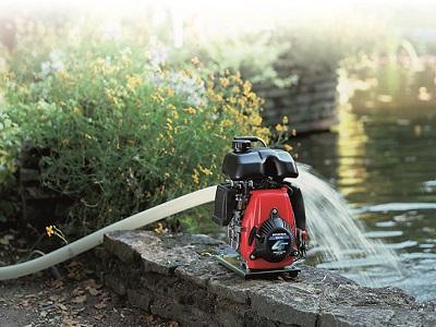 Мотопомпа - трудолюбивая помощница садовода