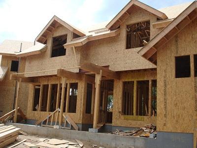 Как строить дом из ОСБ-плит?