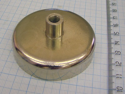 Неодимовые магнитные крепежи