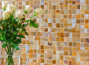 Плитка мозаика в отделке дома