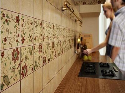 Выбор плитки для кухни на фартук