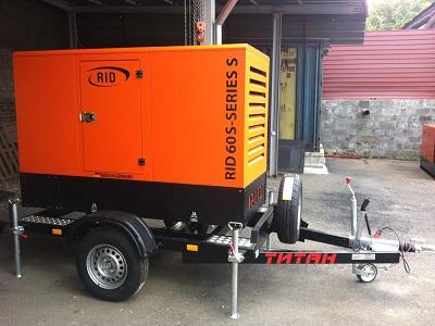 Дизельный генератор как надежный источник резервного или основного питания