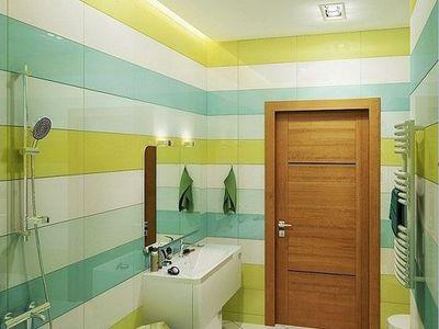 Выбор дверей для ванной и туалета