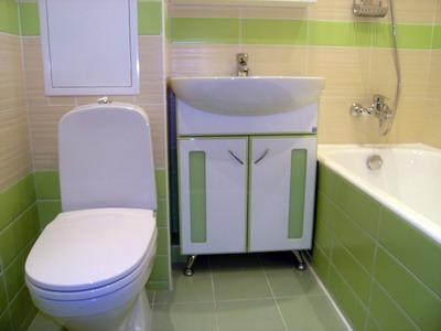 Отделка и ремонт ванной комнаты