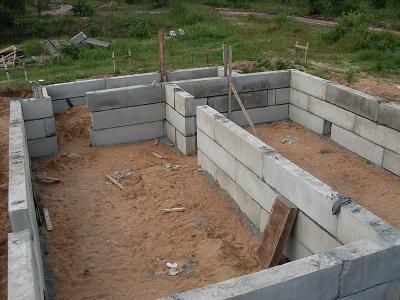 Фундаментые блоки