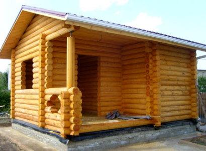 Бытовки деревянные утепленные