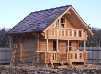 Срубы для постройки домов