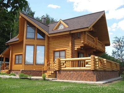 Советы и рекомендации покупателям домов из оцилиндрованного бревна
