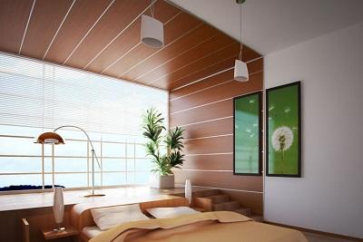 Потолочные панели в отделке помещений