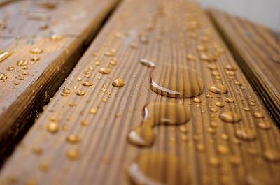 Использование термически модифицированной древесины