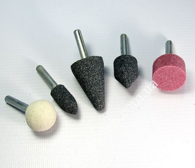 Набор шлифовальных камней