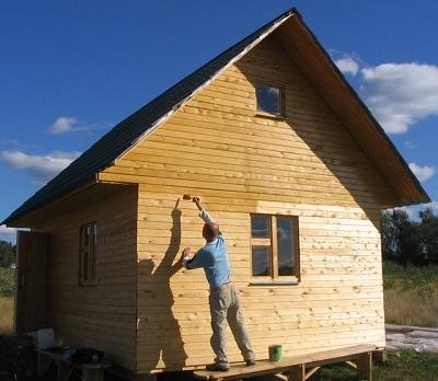 Какой и из чего лучше строить дом для дачи