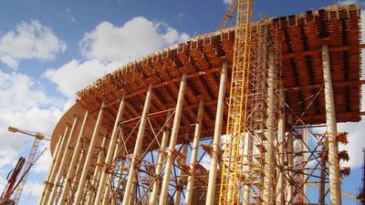 Вышки, строительные леса, опалубки для эффективного строительства