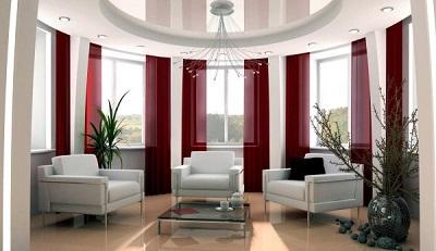Как подобрать дизайн потолка к интерьеру?